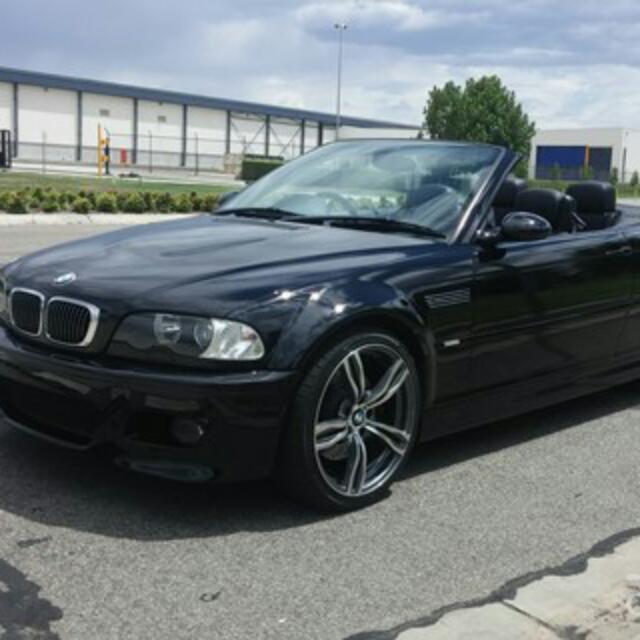 BMW E46 M3 - 2003