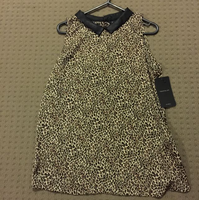Brand New* Zara Trafaluc Top
