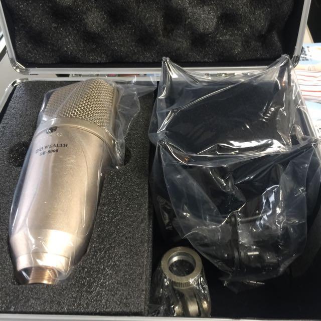 DB-8000 專業電容麥克風