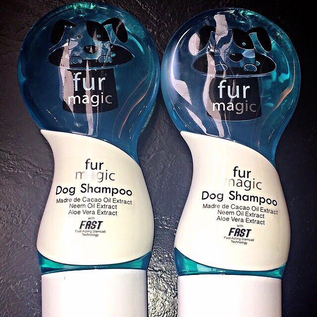 fur magic dog shampoo 加拿大進口 寵物洗毛精 沐浴精