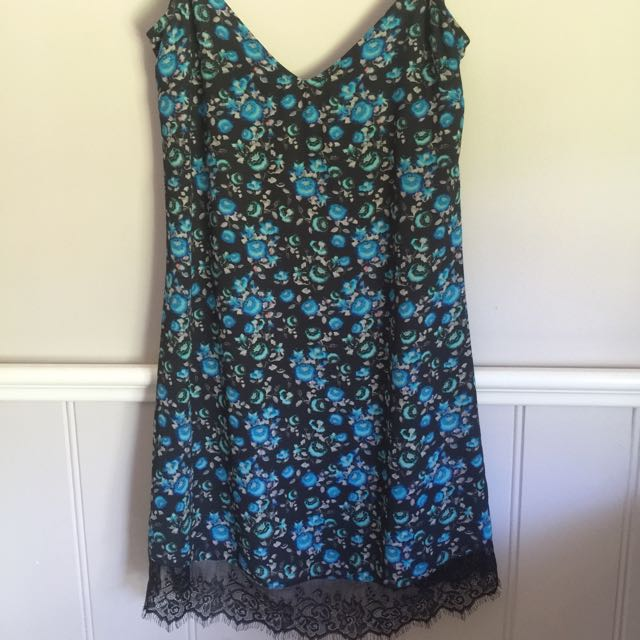 Glassons Floral Slipdress