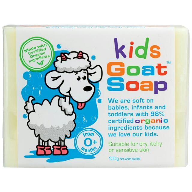 Goat soap 嬰幼兒手工羊奶皂