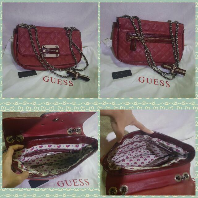 Guess Bag Preloved