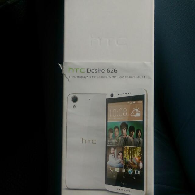 HTC Desire626 白色【誠可議】