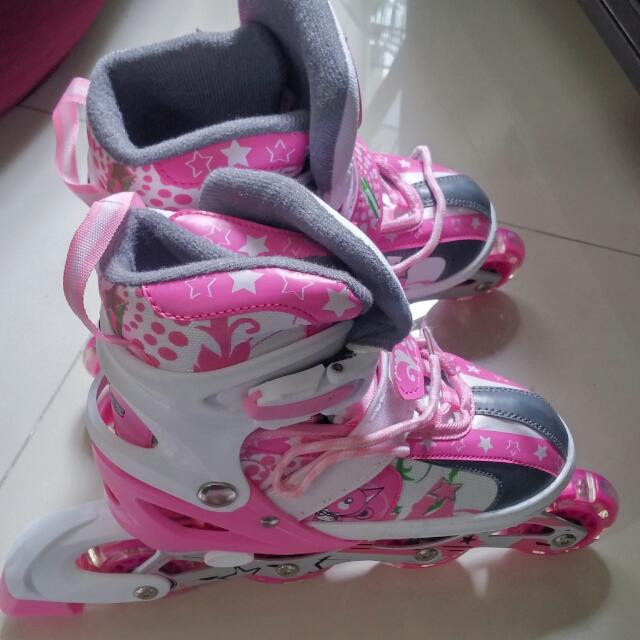 Inline Roller Skates Size 35 To 38