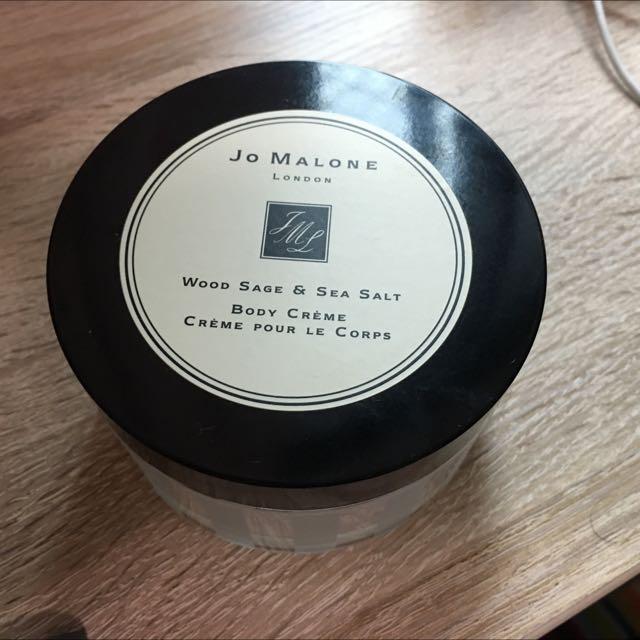 Jo Malone 海鹽與鼠尾草 身體乳霜 175ml