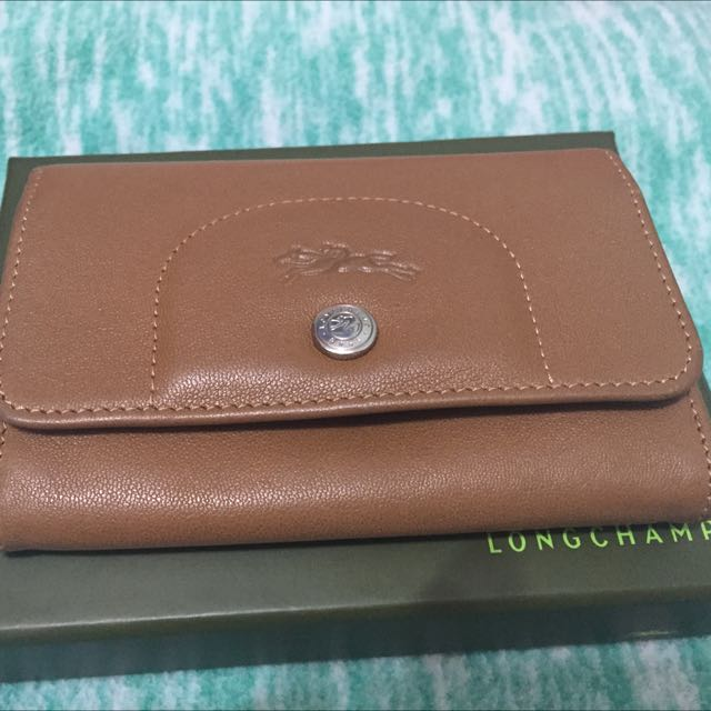 Longchamp 零錢包卡夾