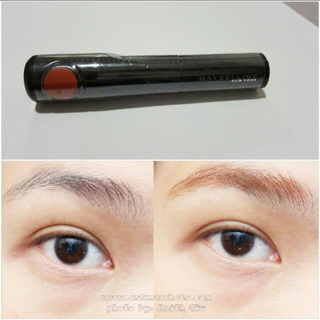 Maybelline Fashion Brow 24H Coloring Mascara(Rusty Brown)
