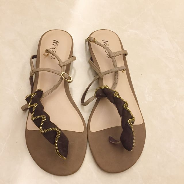 Misssofi 平底涼鞋