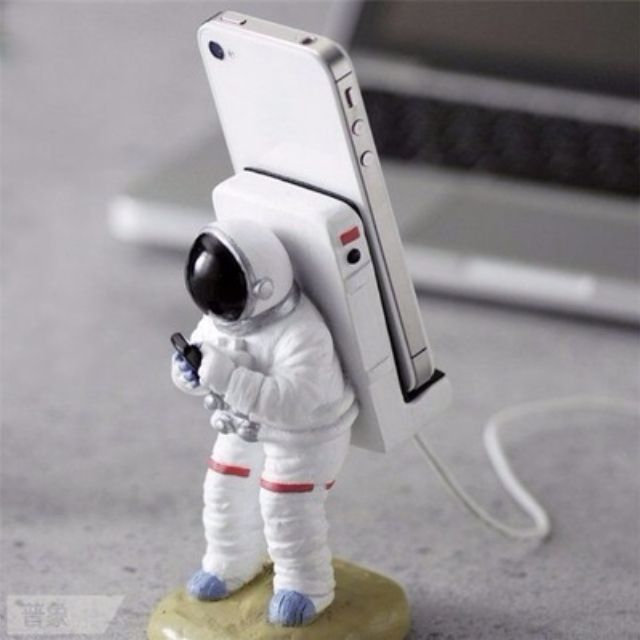 Motif 太空人 手機座 IPHONE 宇航員