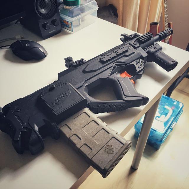 Nerf Rayven Mod: 748 Best Nerf Guns Images On Pinterest – Name