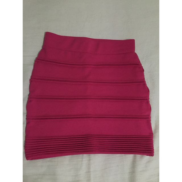 New Bardot Mini Skirt - Size 6