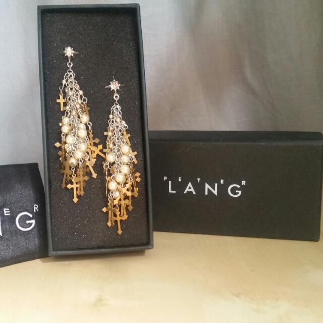 Peter Lang Earrings