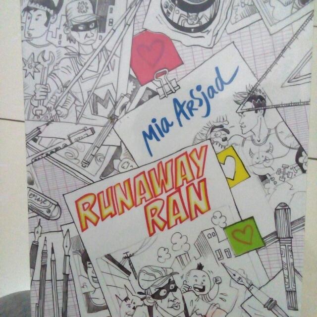 Runaway Ran - Mia Arsjad