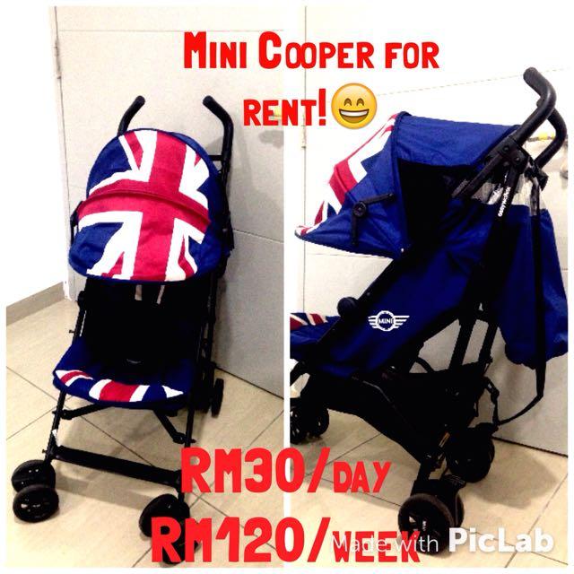 Stroller For Rent!