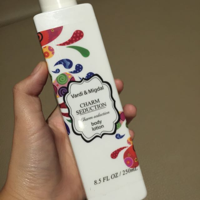 Vardi & Migdal Body Lotion