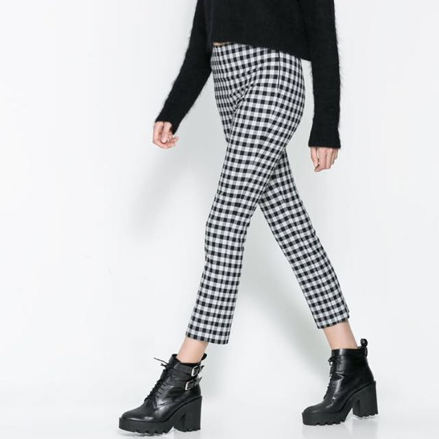 Shop for and buy womens plaid pants online at Macy's. Find womens plaid pants at Macy's.