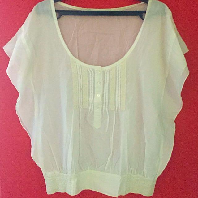 Zara TRF shirt