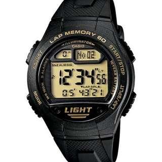 Casio Digital Watch W734