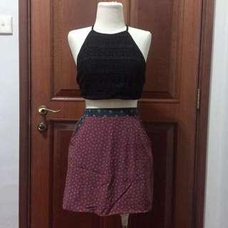 Thai Designer Label My Friday Skirt