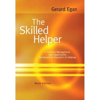 The Skilled Helper: A Problem Management and Opportunity-Development Approach to Helping, 9th Edition by Gerard Egan (e-book)