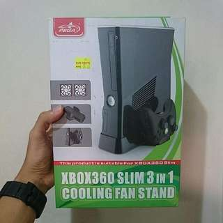 Cooling Fan Stand by PEGA