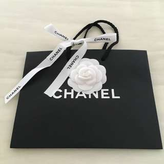 Brand New Chanel Small Paperbag For Sale!