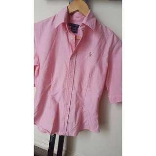 Size 4 - Ralph Lauren Shirt