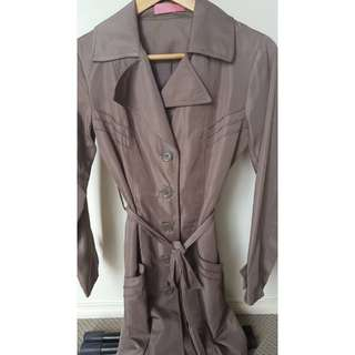 Size 6 - Wish Lightweight Trench Coat