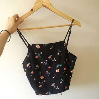 Glassons Crop Top - Size 6