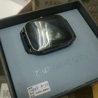Asus ZenWatch2 全新 真皮表帶款  剛剛購入