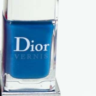 Dior Vernis Nail Polish: Lagoon 198