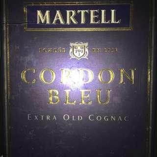 Brand new Martell Cordon Bleu