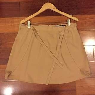 Skirt With Zip