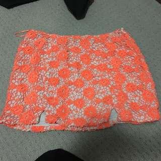 Shakuhachi Lace Skirt
