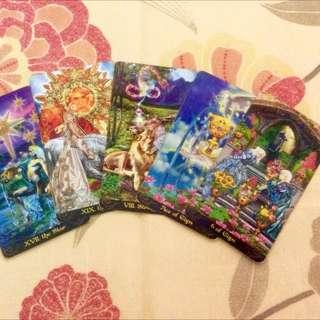 Tarot Reading Kuala Lumpur - 2 Options