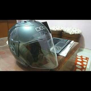 Nova DOT Grey Helmat
