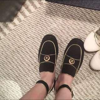 ❤️徵❤️ Chanel 復古鞋 (正品)