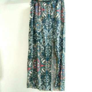 [PRELOVED] Primark Slit Skirt