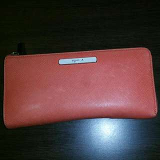 Agnes B Wallet Price REDUCED