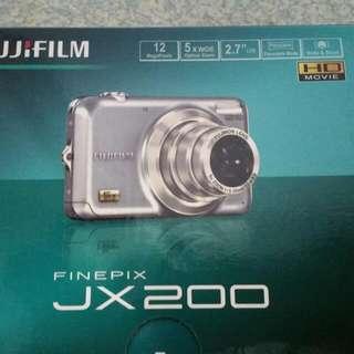 Fujifilm Finepix JX200 Digital Camera For Sale