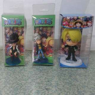 WTS: One Piece Figures
