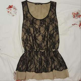 Limite Lace Blouse