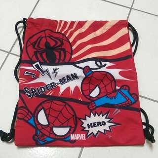 蜘蛛人束口包