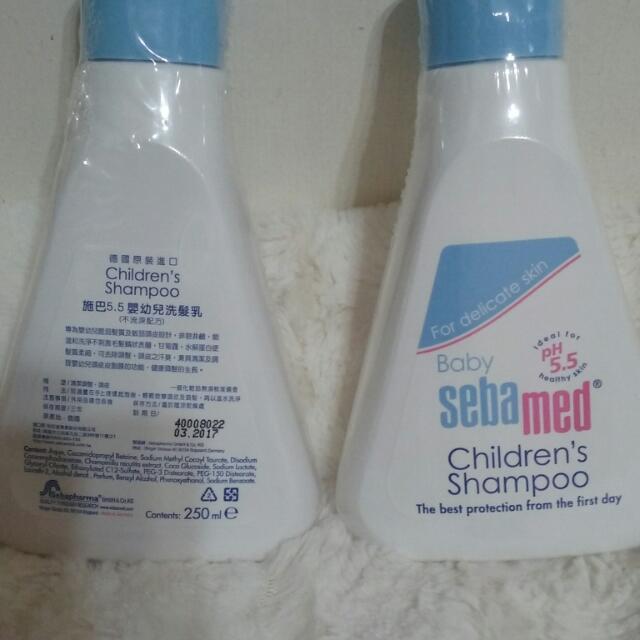 施巴洗髮精250ml