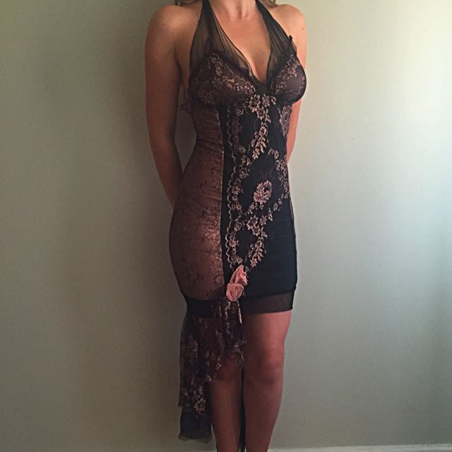 ABYSS Formal Dress