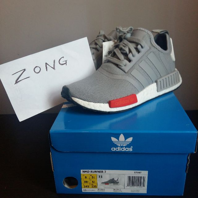 promo code 1a177 14998 adidas NMD Runner J 'Moscow' - S75487