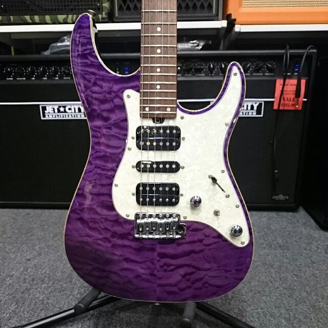 Bacchus Stratocaster