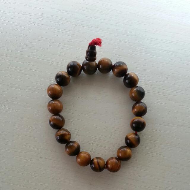 Beads Tiger Eye