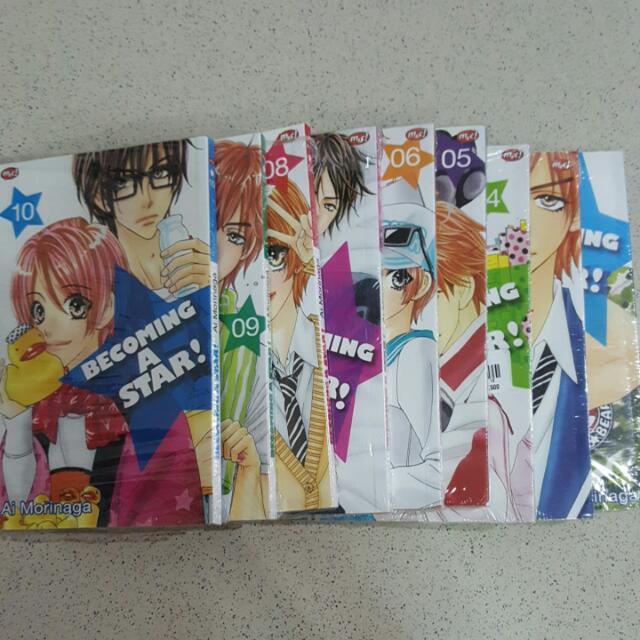Becoming A Star By Ai Morinaga Vol 2-10